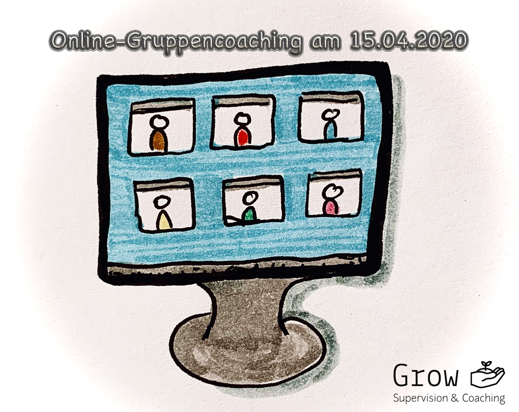 Online-Gruppencoaching